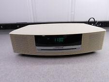 New listing Bose Wave Music System Model Awrcc2 Clock Radio & Cd Player w/Remote