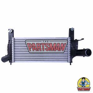 Diesel Intercooler Nissan D40 & Pathfinder R51 5/05- 2.5L YD25 4Cyl Turbo Diesel