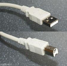 Corto USB/USB2.0 A a B Cable/plomo, un macho a macho B, 0.2M (20cm)