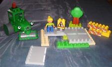 Lego Duplo Bob der Baumeister 3295 - Straßenbau Rollo & Wendy Baustelle Builder