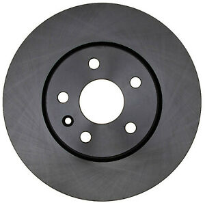 Disc Brake Rotor-Coated Front|ACDelco Advantage 18A2822AC - Fast Shipping
