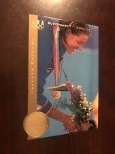 1996 Upper Deck U.S. Olympic #MI9 - Theresa Andrews - Swimming