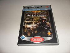 PlayStation 2   SOCOM 3: U.S. Navy SEALs [Platinum]