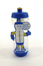 Clean Bottle Water Bottle - Blue