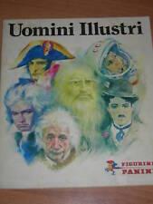 evado mancoliste figurine UOMINI ILLUSTRI Panini 1980  € 0,80 NUOVE