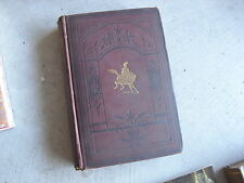 1882 Book The Works of Charles Lever - Charles O'Malley and Jack Hinton