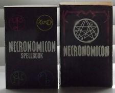 Lot of 4 Books Necronomicon, Gates, Spellbook, & History (Dead Names) by Simon