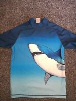 Boys NEXT sun/swim top age 8-9 years UPF 50+ excellent condition