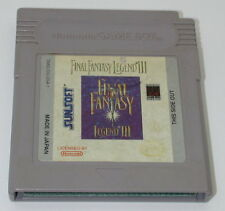 Final Fantasy Legend III 3 (Nintendo Game Boy) R5718