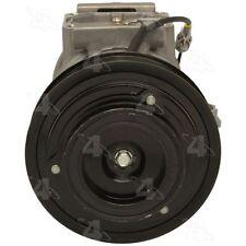 A/C Compressor-New Compressor AUTOZONE/FOUR SEASONS - EVERCO 78334