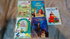 5x Walt Disney World of Books Bundle (12)