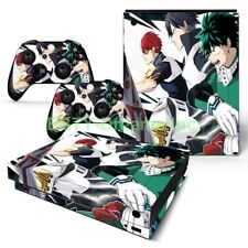 My Hero Academia Boku Midoriya Todoroki Skin Sticker Decal Xbox One X Scorpio