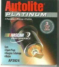 Spark Plug-Platinum Autolite AP3924 Box of 4