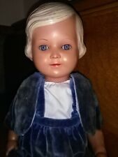 Bambola Celluloide Helga Storch Made in Germany Celluloid Doll 1930/1940