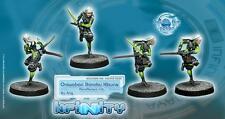 Infinity BNIB Yu Jing - Oniwaban Shinobu Kitsune (Monofilament CCW)