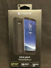 mophie Juice Pack Battery Case, 3,300mAh for Samsung Galaxy S8 Plus BLACK D11