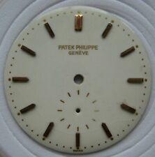 GENUINE PATEK PHILIPPE VINTAGE CALATRAVA 2526 EGGSHELL ENAMEL DIAL FIRST SERIES