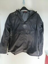"""New Mens Sheffield United SUFC Scorpion Smock, jacket with hood - L Grey 46"""""""