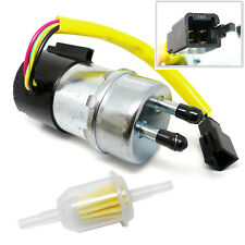 4-Wire Fuel Pump 49040-1063 For Kawasaki Vulcan 88 VN1500A/B 1987-1995 w/ Filter