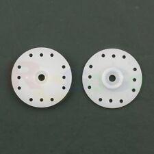 FUTABA D5MM SERVO HORN CIRCLE 2PCS FOR FOR S3103/S3107/3153/3156/3157