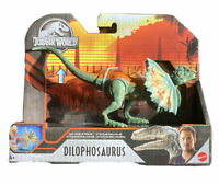 Jurassic World Toys Savage Strike DILOPHOSAURUS 2020 Dino Rivals NEW Mattel