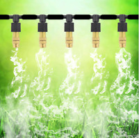 5PCS Sprayer Watering Kits Garden Lawn Sprinkler Head Yard Water Irrigation