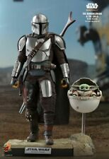 Hot Toys 1/6 TMS015 - The Mandalorian and The Child Set (Deluxe Version)