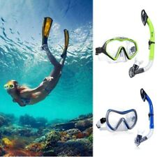 USA Dive Mask Swimming Underwater Diving Snorkel For Glass Anti-Fog Popular