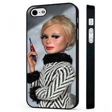 Thunderbirds Lady Penelope BLACK PHONE CASE COVER fits iPHONE