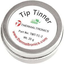 Thermaltronics Fba Tmt Tc 2 Lead Free Soldering Iron Tip Tinner Container