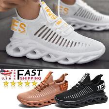 Men's Footwear Running Shoes Breathable Gym Lightweight Tennis Athletic Sneakers