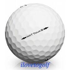 24 Titleist NXT TOUR S Used Golf Balls AAAA near mint FREE TEES