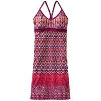 NWOT Athleta Printed Shorebreak Dress, Grenadine bombay SIZE XXS   #221593 v721