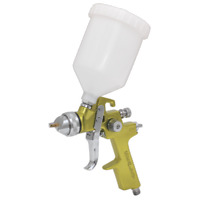 S701G Sealey Spray Gun Professional Gravity Feed 1.4mm Set-Up