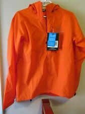 Mens New Arcteryx Squamish Hoody Jacket Size Small Color Trail Blaze