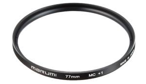 MARUMI Camera Filter Close-up Lens MC + 1 77mm For Close-up Shooting