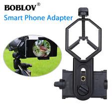 BOBLOV Molibe Phone Adapter Holder Telescope Spotting Scope Mount Lightweight