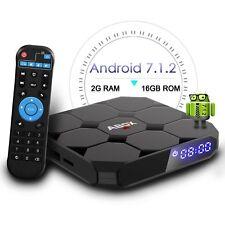 NEW 2018 Ultra HD 4K HDR UHD TV BOX HDMI2 KODI ROKU Streaming Media Support ABOX