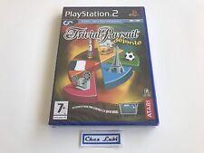 Trivial Pursuit Déjanté - Sony PlayStation PS2 - FR - Neuf Sous Blister