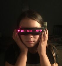 X - Men 1 Cyclops Visor (does Light Up) 1:1 scale Fan made Replica