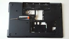 HP G72 Bottom Case Base gehäuse w/ power usb print 616485-001