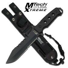 Mtech MTX8098K Knives Xtreme Military MX-8098K  Sheath & Leg Ties