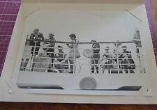 1950s Souvenir Photo I In Original Cruise Ship Folder SS Mariposa & SS Monterey