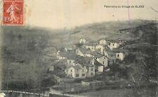 panorama du village de GLANE