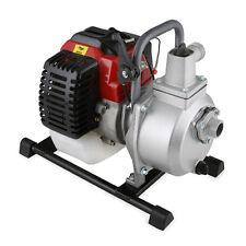 EBERTH 1 Zoll Benzin Wasserpumpe Pumpe Kreiselpumpe Motorpumpe Teich Gartenpumpe