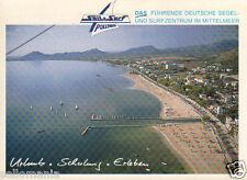 POSTAL SAIL & SURF POLLENSA PUERTO POLLENSA MALLORCA BALEARES .VER TIENDA CC2951