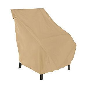 """Terrazzo Patio standard Chair Cover 25""""L 26""""W 26""""H"""