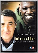 DVD / INTOUCHABLES - FRANCOIS CLUZET , OMAR SY