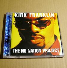 The Nu Nation Project by Kirk Franklin (CD, Sep-1998 ...