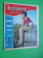 Bolero 1963 841 Claudia Cardinal Mina Mazzini Fred Bongusto Chakiris
